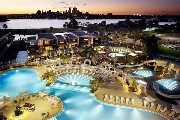 Crown Perth Screenshot