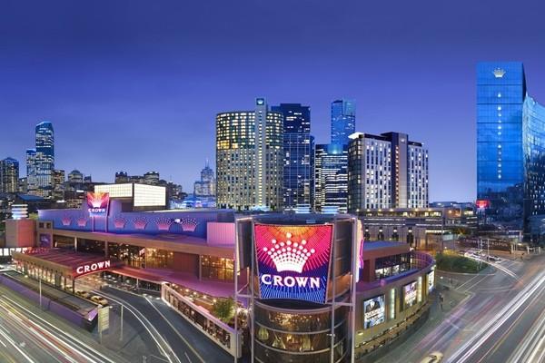 Crown Melbourne Entertainment