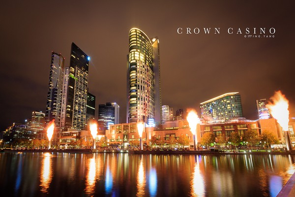 Crown Complex Melbourne