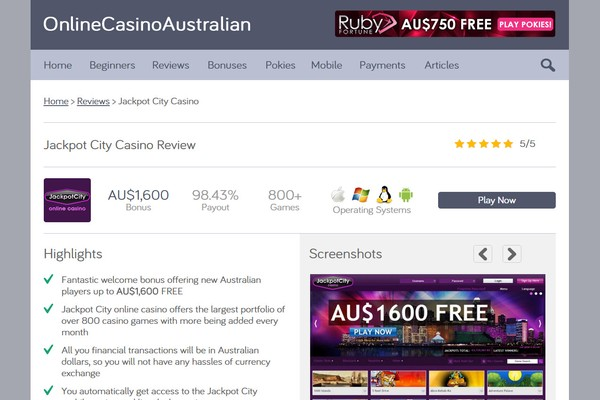 casino reviews online online orca